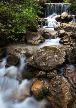 Watervalleke