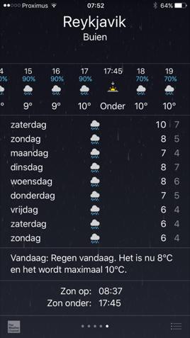 ijsland-weersvoorspelling